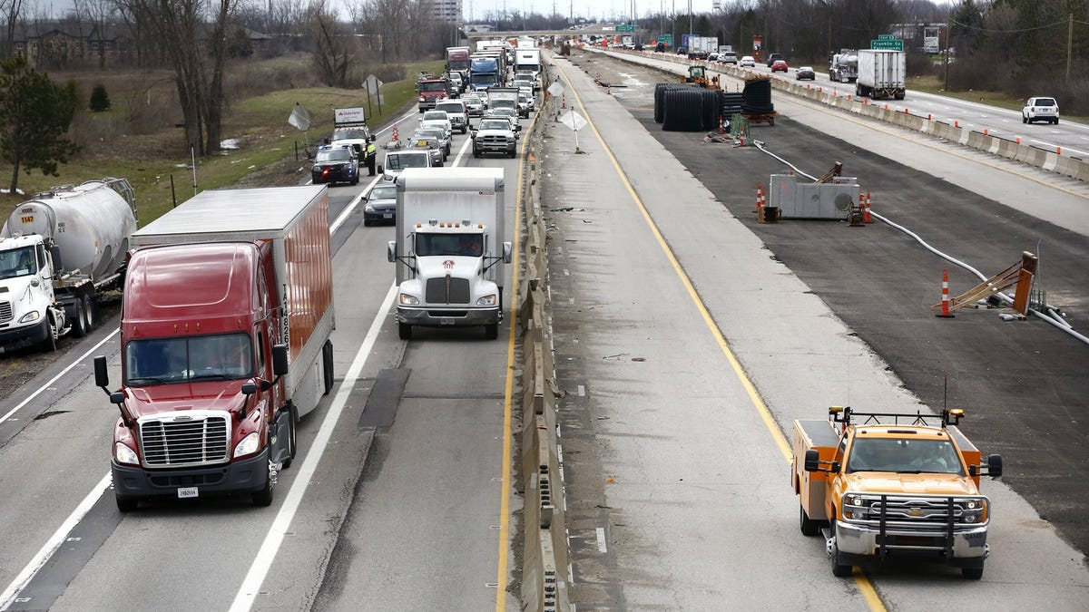 Could Ohio pause new construction? Gas tax revenue lags as drivers stay home in pandemic