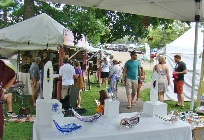 The Salt Fork Arts & Crafts Festival board has plans underway for another festival on Aug. 13-15, 2021, at Cambridge City Park.