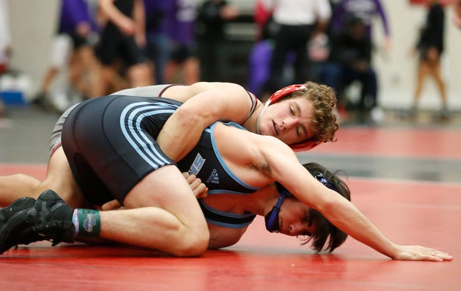 New Smyrna Beach High School wrestler Michael Shannon qualified for the state tournament as a regional champion.