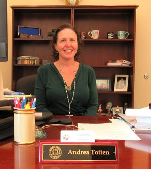 Flagler County Judge Andrea Totten spends countless hours preparing for cases.