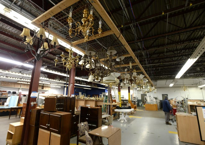 The Greater Erie Habitat for Humanity's ReStore at 4922 Pittsburgh Ave., in Millcreek Township, is open to the public and carries a wide variety of building materials including doors, windows, sinks, flooring, lights, paint and furniture.