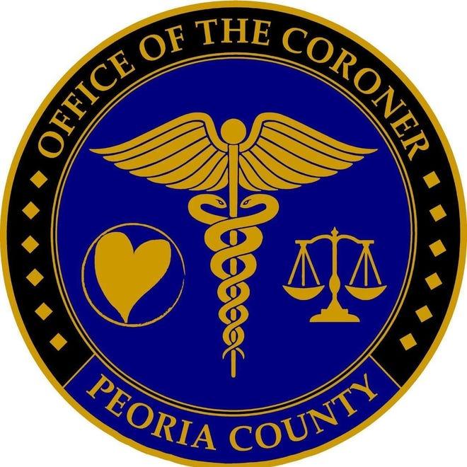 Peoria County coroner logo