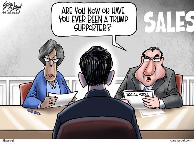 Today's editorial cartoon (Jan. 17, 2021)