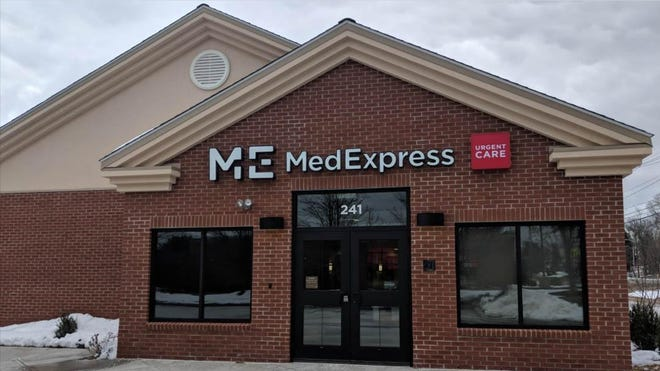 The former MedExpress urgent care center at 241 North Main St. in Leominster will become the area's firstReadyMEDon Tuesday, Jan. 19.