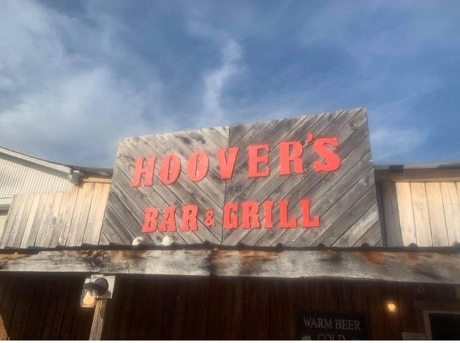 Luke Hoover, who owns and operates Hoover's Bar & Grill on U.S. Route 50 between Keyser and Burlington, says his business has been hurt by the restrictions prompted by the COVID-19 pandemic.