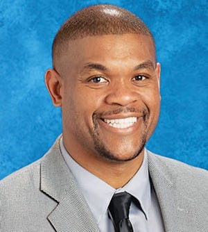 Oak RIdge High School Principal Garfield Adams