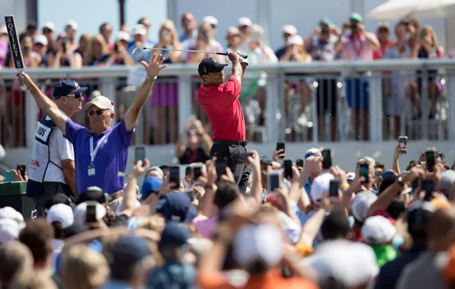 Tiger Woods has not competed at the Honda Classic since 2018 but could return this year with the WGC event moving from Mexico City to Bradenton and creating a new Florida Swing.