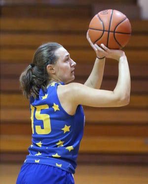 East Canton's Bella Kline was a first team All-Inter Valley Conference North Division selection this season.