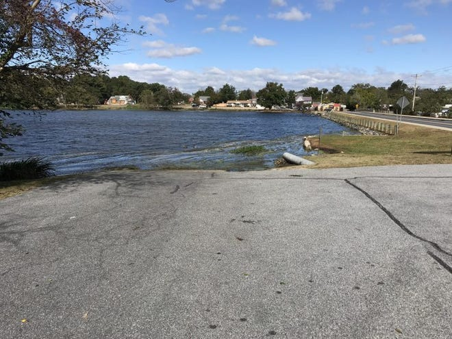 The Wagamons Pond boat ramp and parking lot in Milton will temporarily close beginning Jan. 21 for major reconstruction and expansion.