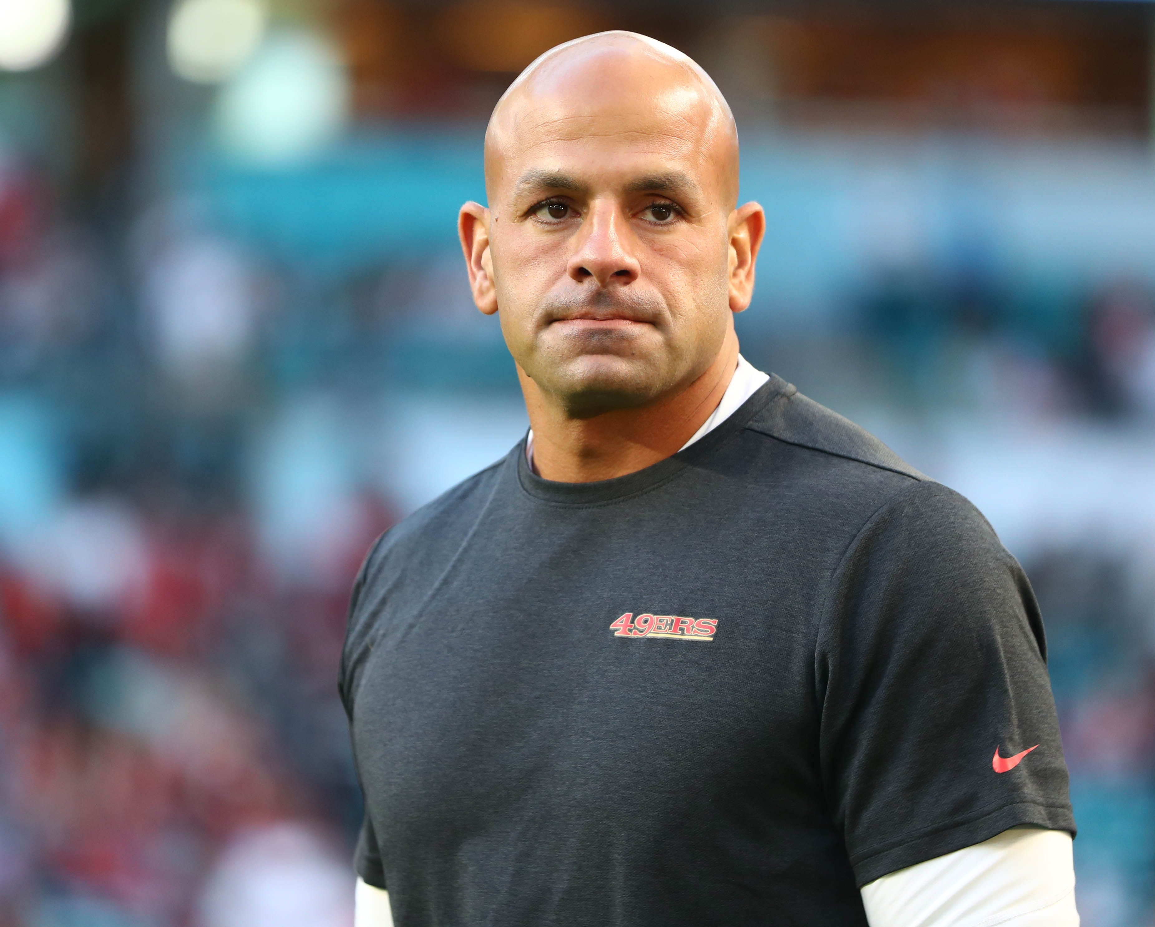 Opinion: Why the Robert Saleh hire shows Jets are finally going in the right direction