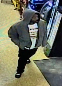 Fayetteville police are requesting the public's help identifying the man seen in this surveillance photo.