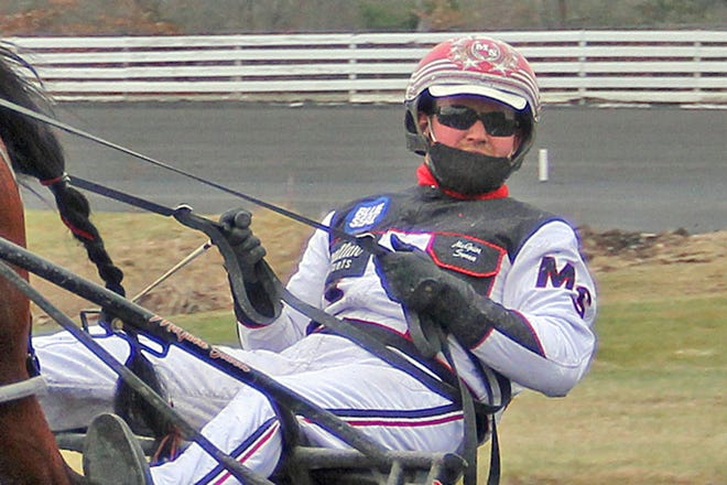 McGwire Sowers of Monticello placed fifth in driving wins at Monticello Raceway during the 2020 season. GERI SCHWARZ/For Monticello Raceway