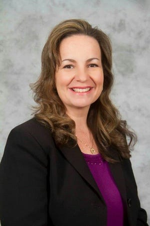 Former Barstow City Manager Nikki Salas.