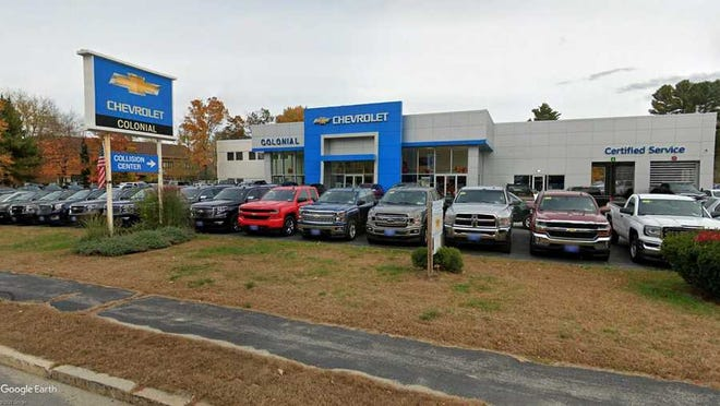 Colonial Chevrolet in Acton is among 16 dealerships owned by Colonial Automotive Group Inc.