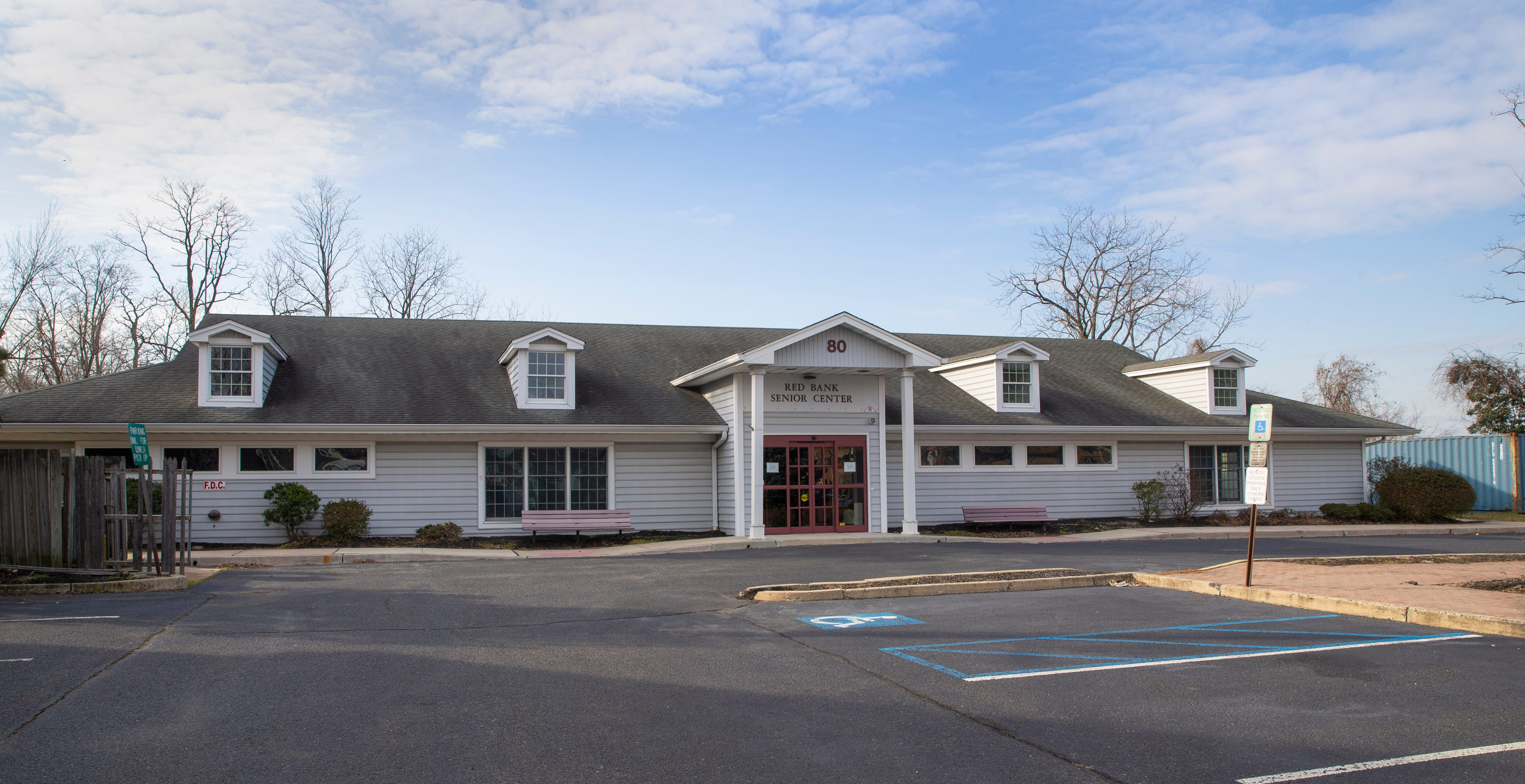 Red Bank Senior Center's future is uncertain