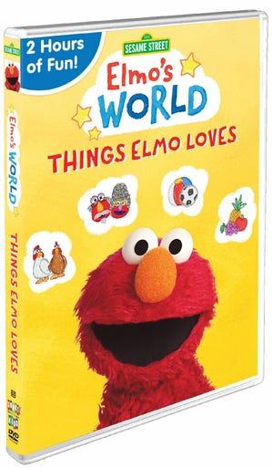Sesame Street Ð ElmoÕs World: Things Elmo Loves