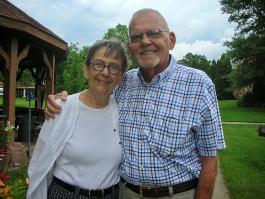 Larry and Sue Sonner met in 1957 at Central Methodist University and were married 61 years. They had three children, nine grandchildren and four great-grandchildren.