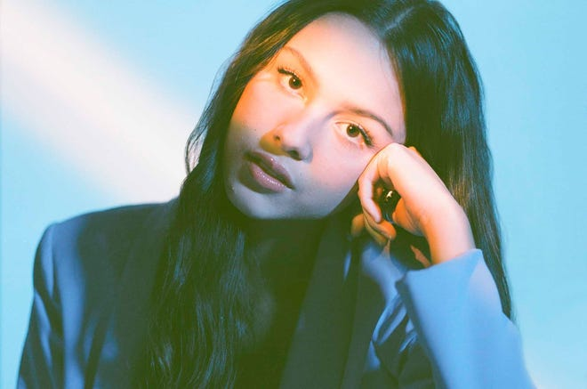 """17-year-old Olivia Rodrigo released her first single """"drivers license"""" on Jan. 8."""