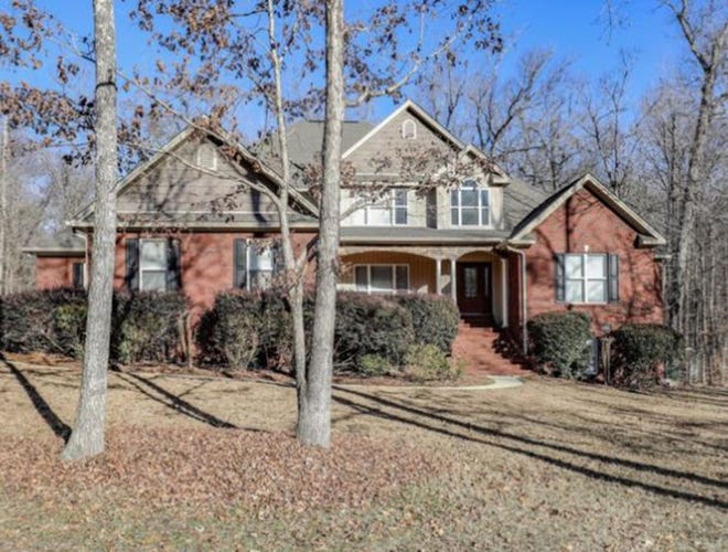 One magnificent Smokerise home on Mark Trail North is for sale for $499,900 and includes five bedrooms and four and a half bathrooms within 4,473 square feet of living space. The Wetumpka home sits on 2.3 acres and was built in 2006.