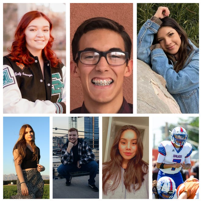 Seven Doña Ana County high school seniors share their hopes and plans as they head into their last semester of high school amidst the COVID-19 pandemic.