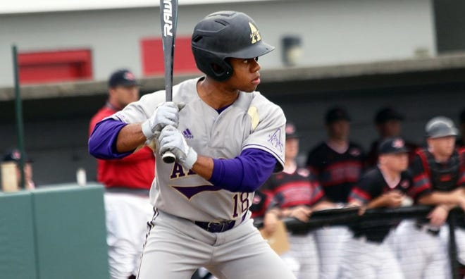 Booker T. Washington High graduate Brandon Rembert is a key leader in hitting categories for Alcorn State. He's made a stunning journey from NAIA to junior college to Division I and is now among MLB draft analyst discussion.