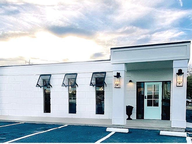 Tilly & Mint Spa and Apothecary, 1501 S. Bryant, opened on Jan. 5, 2021 byCourtney McPherson and De'Aun Hipsher.