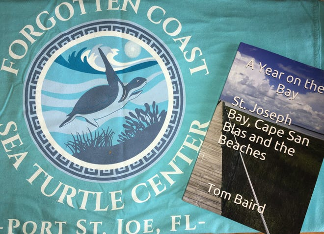 """A Year on the Bay"""" is now available at the Forgotten Coast Sea Turtl""""e Center, in local stores, and on Amazon in both paperback and Kindle editions."""