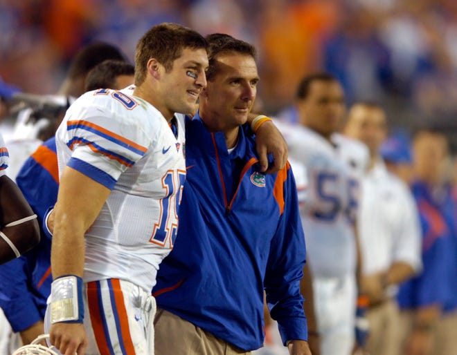 Tim Tebow and Urban Meyer will never fully replicate their glory days with the Gators, but could there be a role for the former quarterback with Meyer's Jaguars? If nothing else, it's fun to speculate.