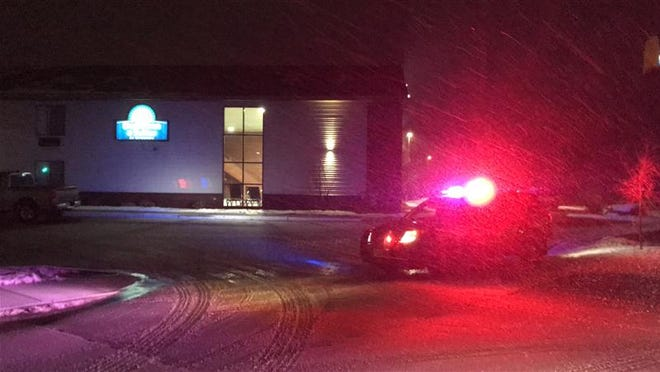 A woman was shot after an 8-hour standoff with deputies at the Rib Mountain Days Inn Thursday.