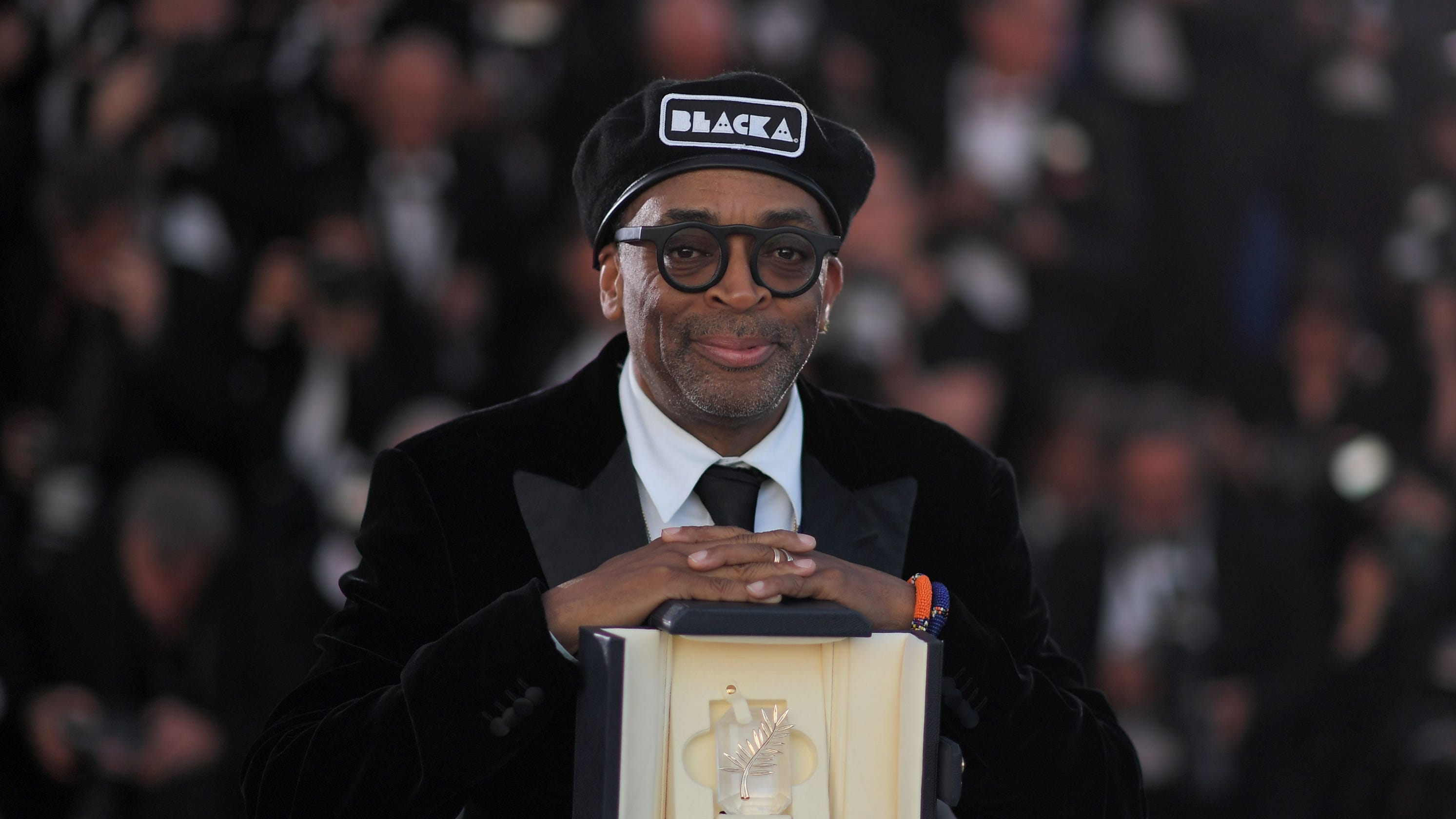 'Trailblazer' Spike Lee honored for film career with American Cinematheque Award, vows to keep on going