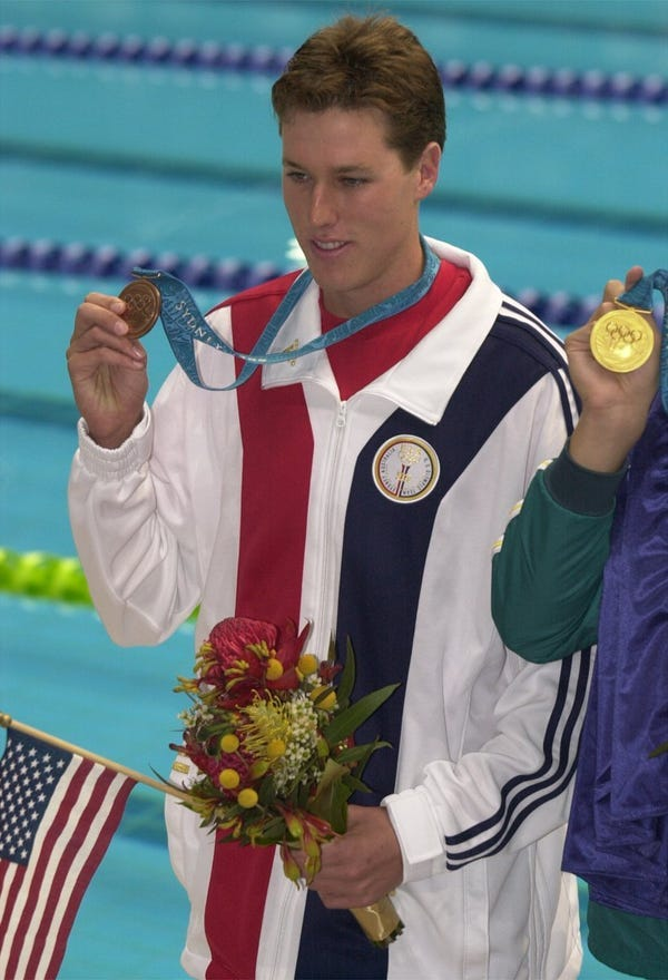 Olympic gold medalist Klete Keller, charged in U.S. Capitol riot, turns himself in to federal authorities