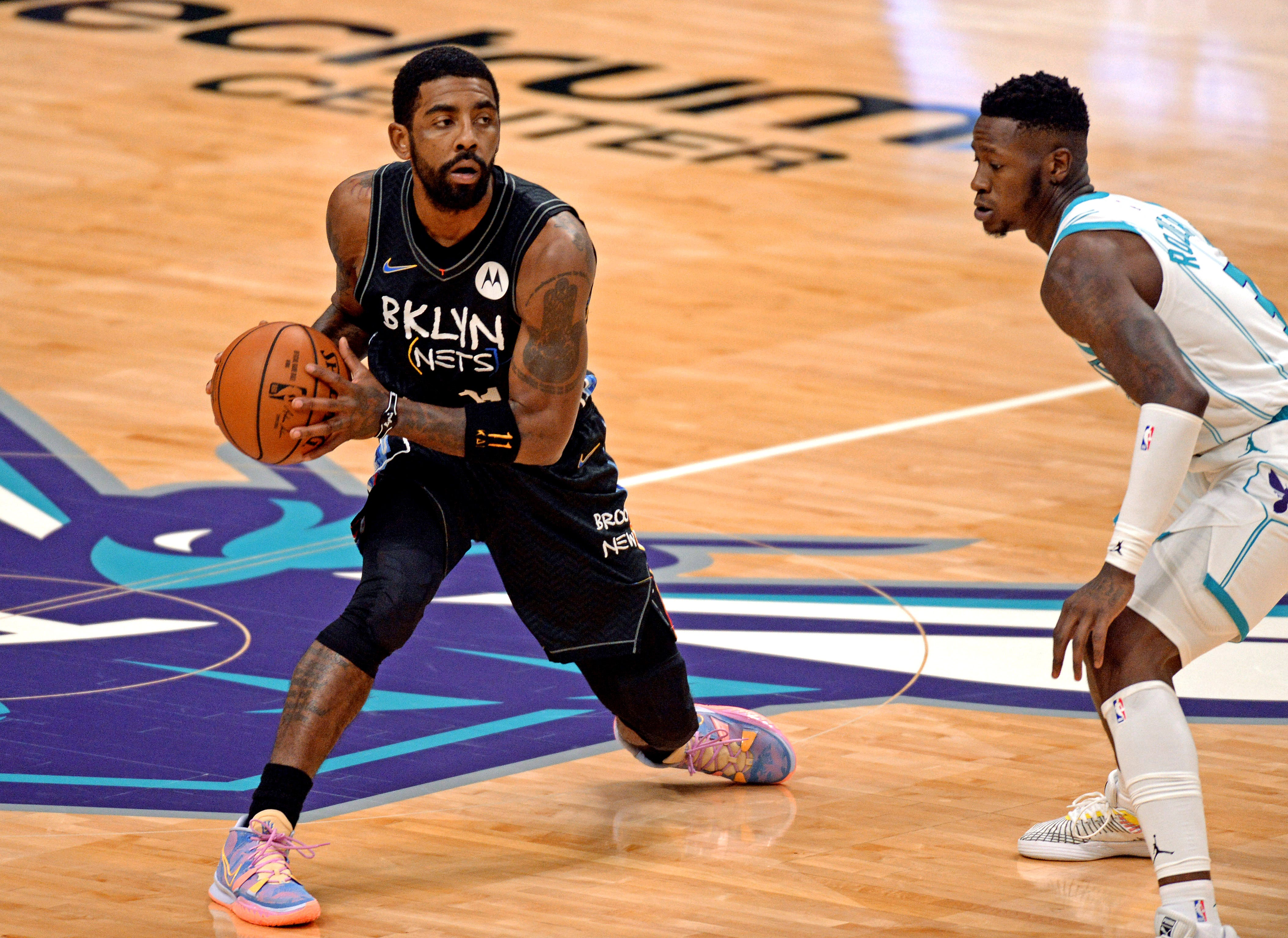 Nets guard Kyrie Irving bought house for family of George Floyd, according to former NBA player Stephen Jackson