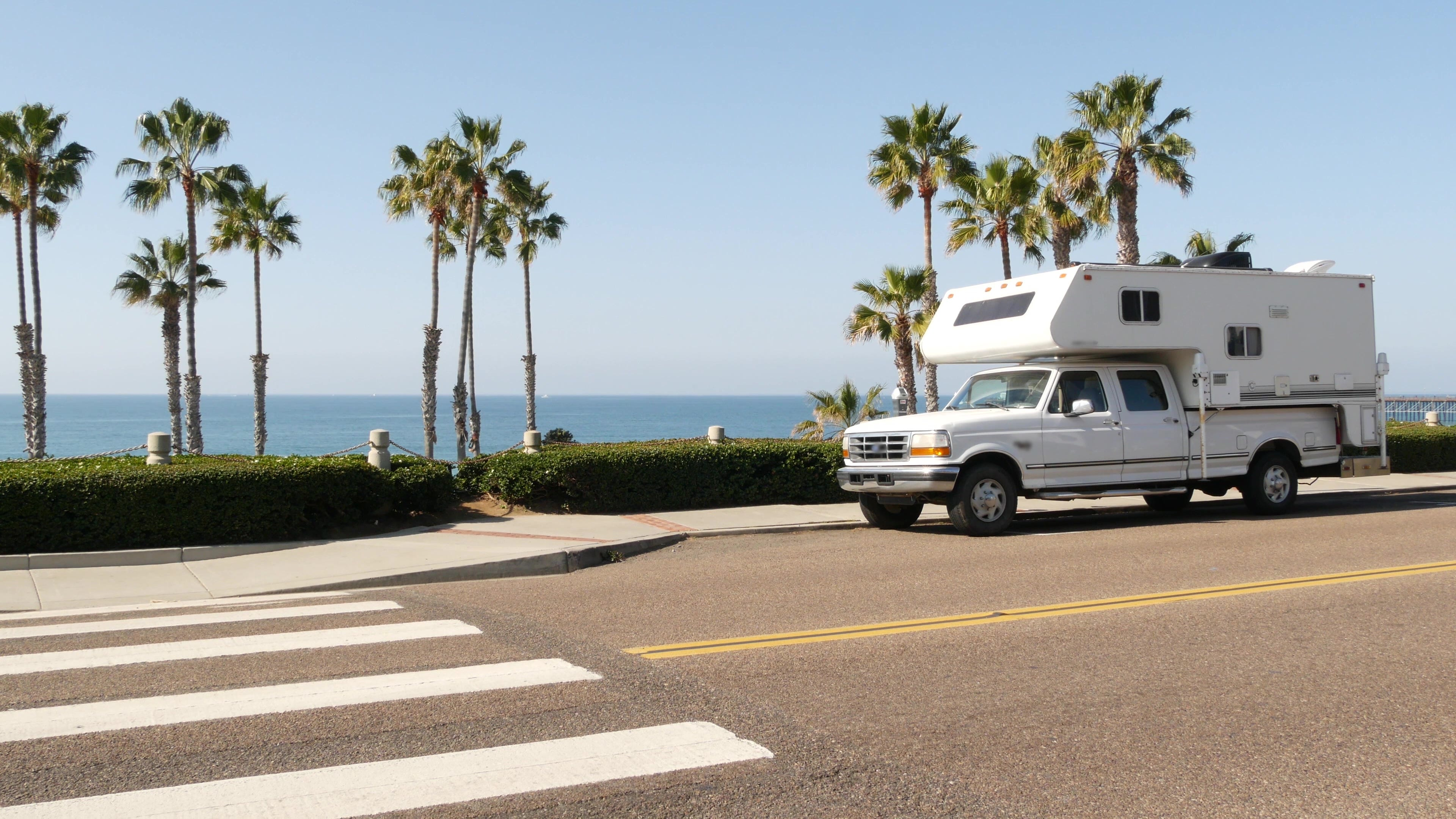 RVShare.com ranks the best spots to enjoy year-round camping, from San Diego to Orlando