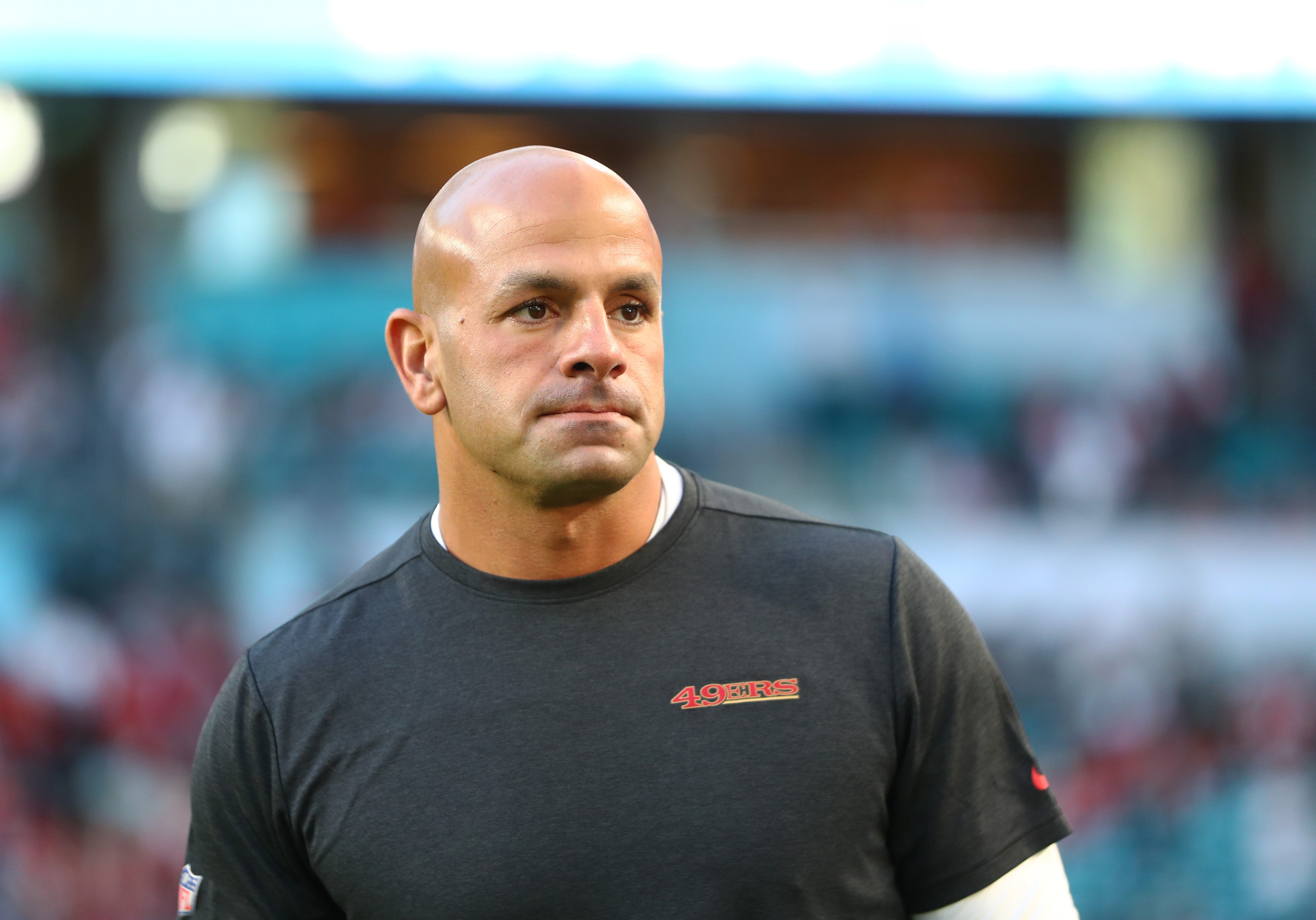 New York Jets set to hire Niners  Robert Saleh as head coach