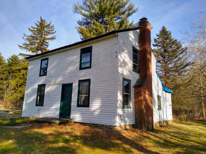 Built in 1836, the Oviatt House is off state Route 303 in Richfield near the Summit-Medina line.