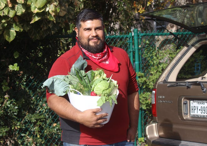 Entrepreneur Joel Trevino from Dagon Produce Farm to Table Delivery
