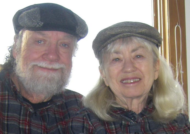 Pat and Chuck Wemstrom Special to Freeport Journal-Standard