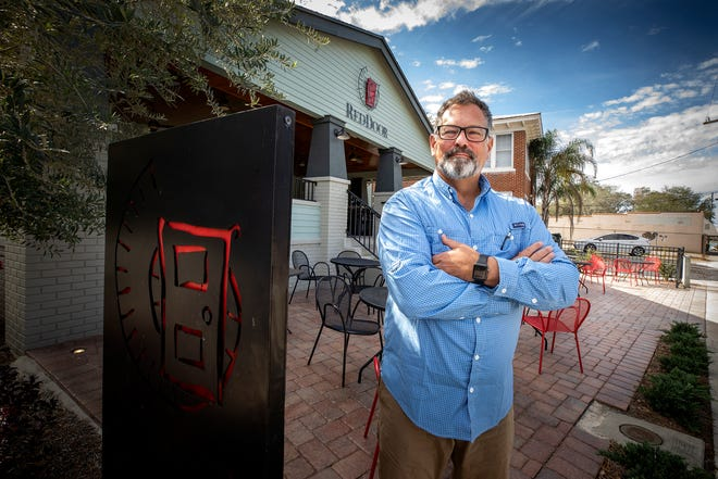 """It definitely impacted our business. We're definitely happy with the response,"" said Richard DeAngelis, owner of the Red Door."