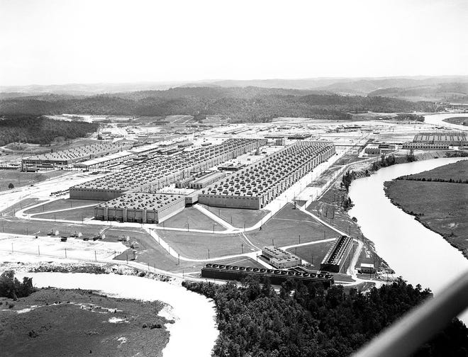It all started in what would become Oak Ridge in Building K-25 at the Manhattan Project's K-25 Gaseous Diffusion Plant and expanded to include four more process buildings on that site and later to gaseous diffusion plants in Paducah, Ky,, and Portsmouth, Ohio.
