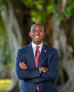 Omari Hardy is leaving his seat as a state representative in District 88 to run for U.S. Congress.
