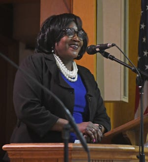 Dr. Geraldine Hayes-Nelson, president of the Portage County NAACP has written a letter to Kent City Council, objecting to comments made by Councilman Garrett Ferrara last week.