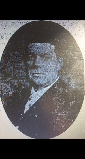 Arthur R. Turnbull was mayor of Canton from 1906 to 1914, except for a period of less than six months when, during an election dispute, the courts transferred the power of city hall to Socialist Harry Schilling.