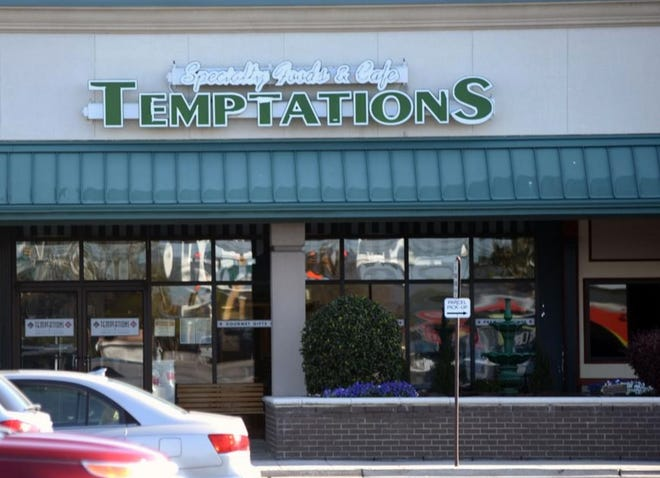 Temptations Gourmet Cafe at Hanover Center.   [FILE PHOTO/STARNEWS]