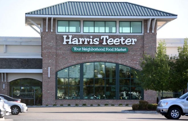 Construction has started for a new Harris Teeter location in Wilmington.