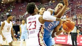 Encouraging signs not enough as UNC's streak runs out at Florida State