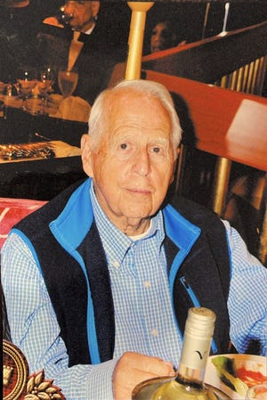 Russell Vickstrom Sr. turns 100 years old this week.