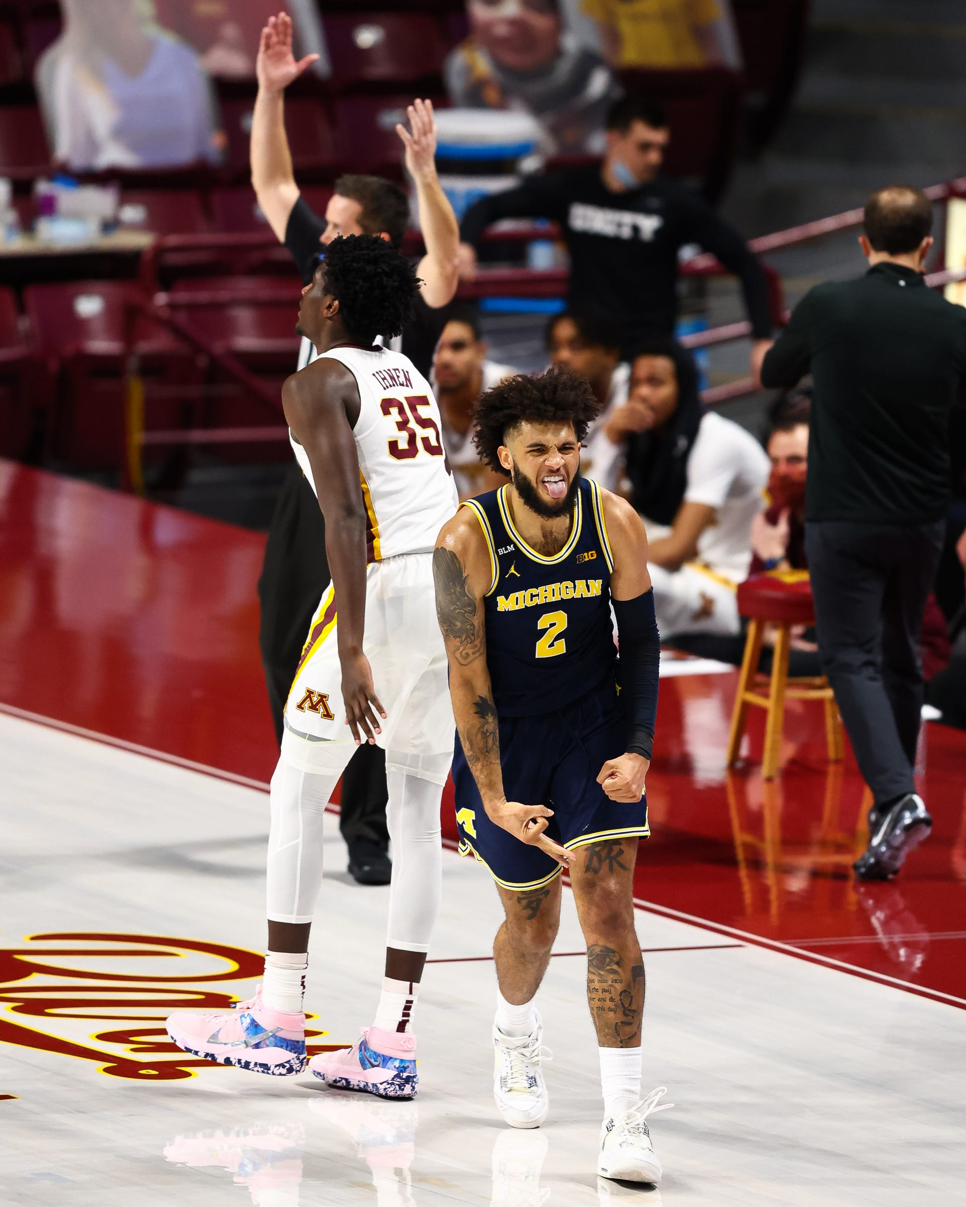 How will Michigan basketball respond after taking first loss of the season?