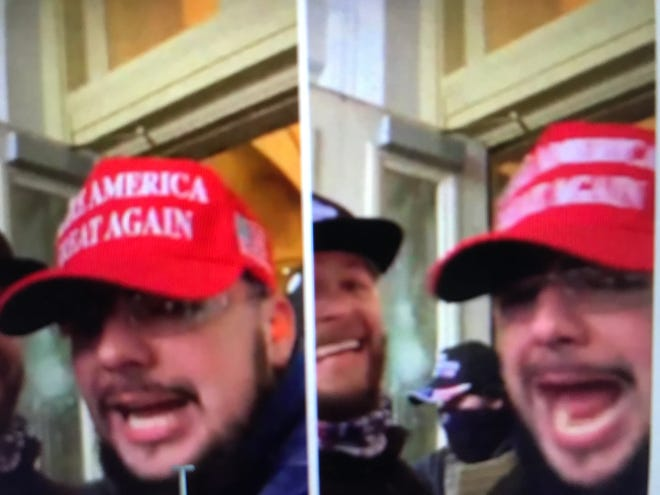 These pictures of Jack Jesse Griffith, also known as Juan Bibiano, are part of the U.S. Department of Justice's statement of facts.