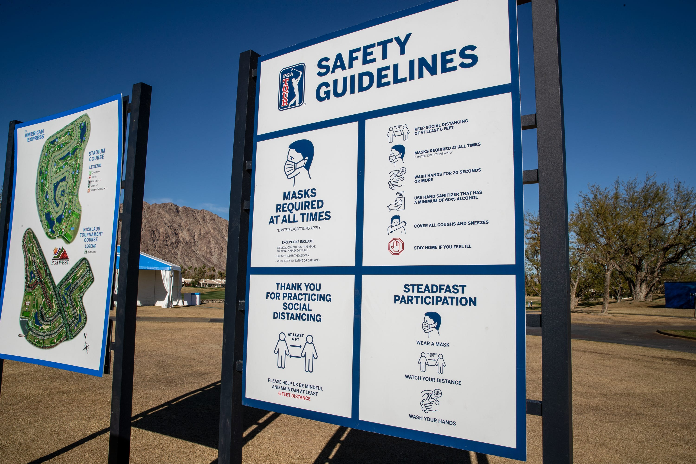 desertsun.com - Larry Bohannan, The Desert Sun - If all goes well, American Express golf tournament planning for normal event in six months