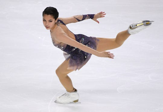 Alysa Liu should be the United States women's best hope for a medal at the 2022 Winter Olympics.